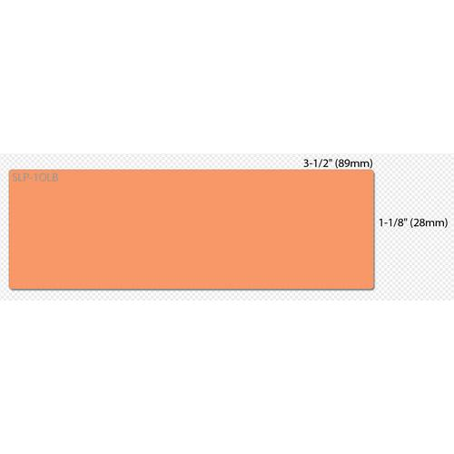Orange Address Labels